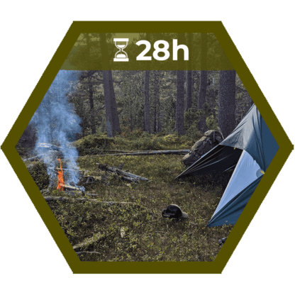 simulacion de supervivencia 28 horas